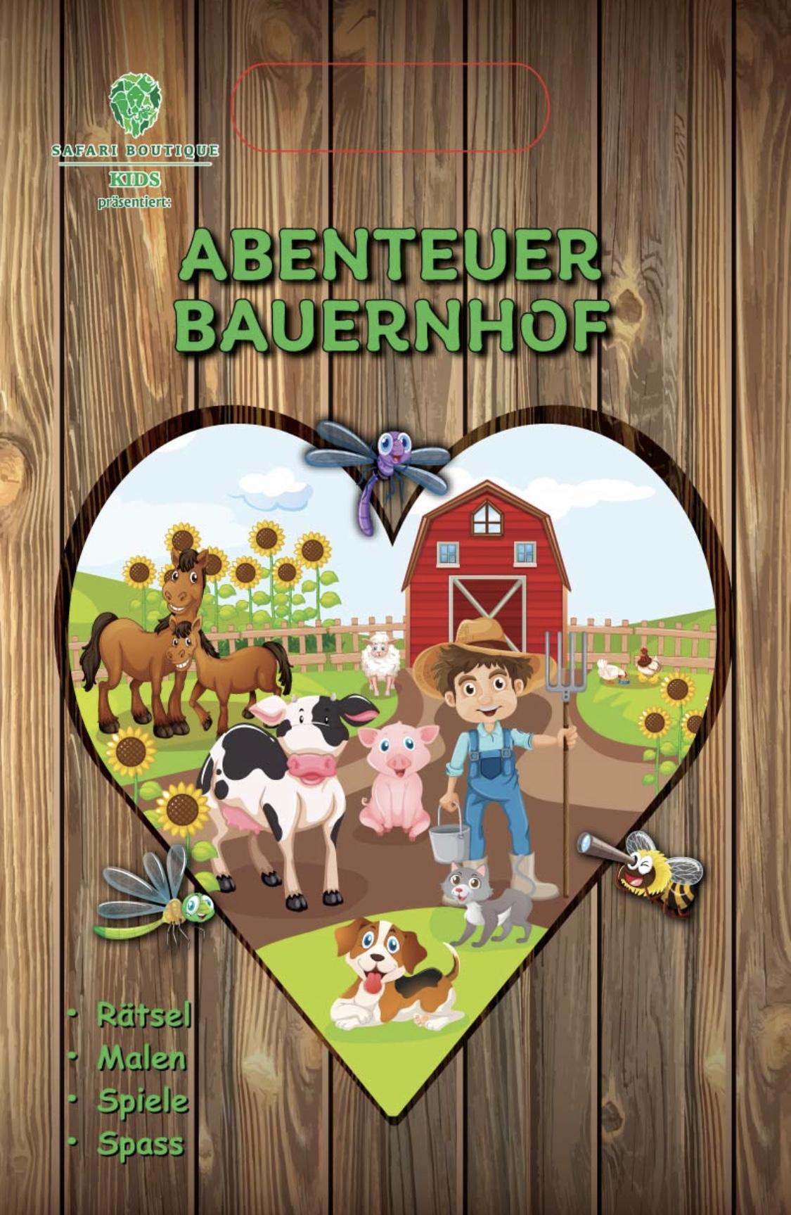 ABENTEUER BAUERNHOF